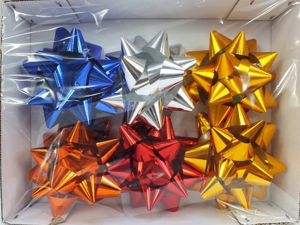 Gwiazdki rozetki mega
