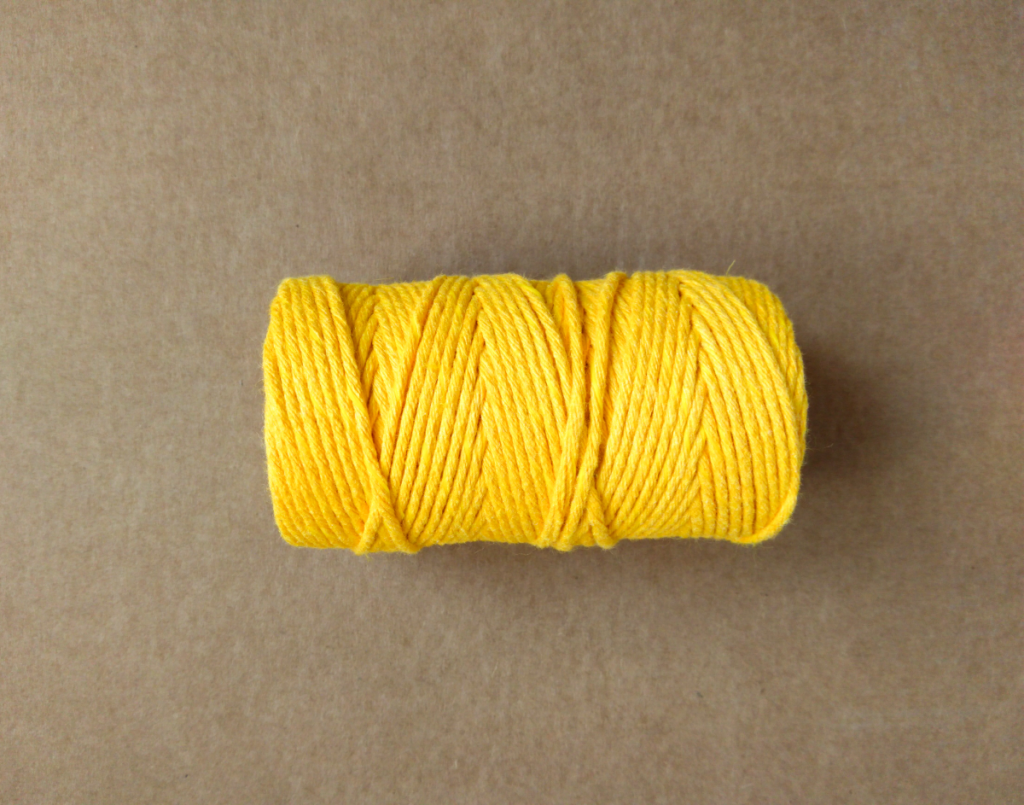 Sznurek bawełniany – kolory