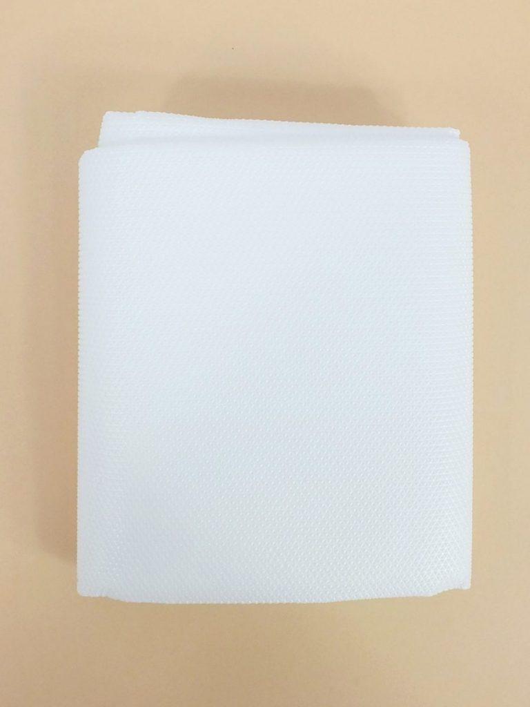 Obrus foliowy biały